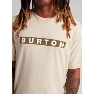 BURTON VAULT SHORT SLEEVE T-SHIRT GRAY HEATHER