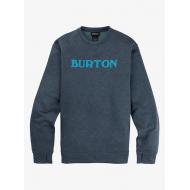 BURTON OAK CREW DRESS BLUE HEATHER