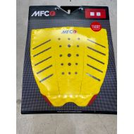 MFC TRACTION PAD WIDE YELLOW RED HARD HEEL