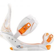 BURTON STILETTO EST WHITE AND ORANGE 2014 M