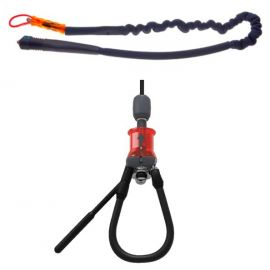 DUOTONE QUICK RELEASE WAKESTYLE KIT 2021 + NEOPRENE COVERED SAFETY LEASH