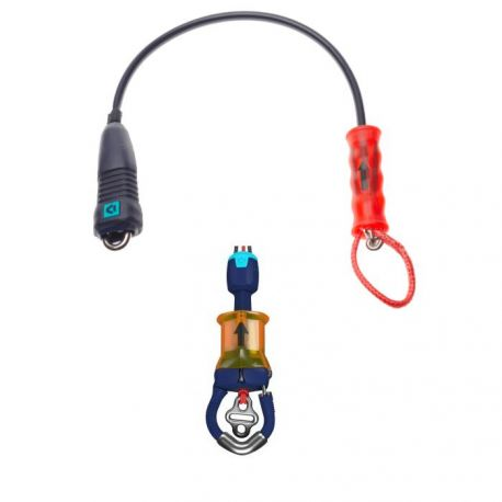 DUOTONE QUICK RELEASE ROPE HARNESS KIT