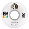 EMILLION ONE WORLD 53MM 100A WHEELS PACK