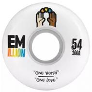 EMILLION ONE WORLD 53MM 100A WHEELS PACK