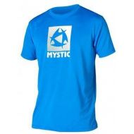 MYSTIC LYCRA STAR QUICK DRY S/S BLUE