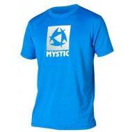 MYSTIC LYCRA STAR QUICK DRY S/S BLUE