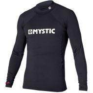 MYSTIC LYCRA STAR RASH VEST L/S BLACK