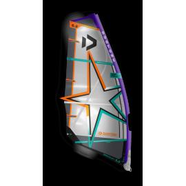 DUOTONE SUPER STAR STARGAZER EDITION BLUE-GREY-TURQUOISE 2021