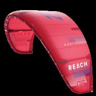 NORTH KITEBOARDING REACH 2021 SUNSET RED