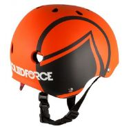 LIQUID FORCE HELMET ICON ORANGE