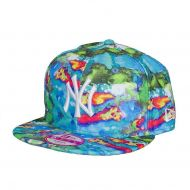 NEW ERA CANDY SMUDGE NEYYAN OSFA BLUE