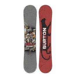 BURTON BLUNT V-ROCKER RESTRICTED 2012 156 WIDE