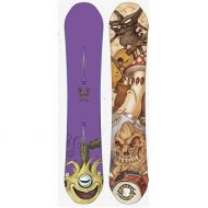 BURTON EASY LIVIN CAMBER HUMPS 152 2012