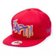 NEW ERA CAP ONOMATIPIEA ZAPT RED