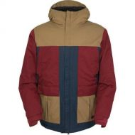 686 AUTHENTIC INSIDER INSULATED JKT TOBACO
