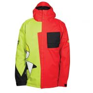 686 AUTHTENTIC SNAGGLEFACE II INSULATED JKT CHILI ACID