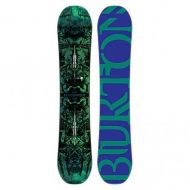 BURTON DESCENDANT PURE POP CAMBER 2017 155