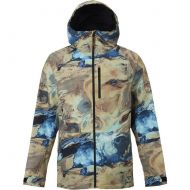 BURTON HILLTOP JACKET WATER
