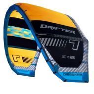 CABRINHA 2016 DRIFTER BLUE/ORANGE 9m