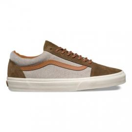 VANS OLD SKOOL REISSUE TEAK/TURTLE