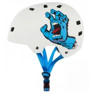 SANTA CRUZ SCREAMING HAND MATT WHITE S/M 54-57CM