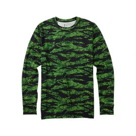 BURTON MIDWEIGHT BASE LAYER CREW COLORADO CAMO