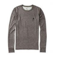 BURTON LIGHTWEIGHT BASE LAYER CREW MONUMENT HEATHER