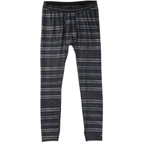 BURTON MIDWEIGHT BASE LAYER PANT FADED STRIPE