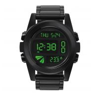NIXON UNIT SS BLACK GREEN