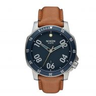 NIXON RANGER LEATHER NAVY/SADDLE