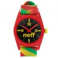 NEFF DAILY WILD WATCH RASTA