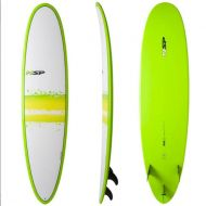 NSP FUNBOARD + LEASH + FINS 7'10''