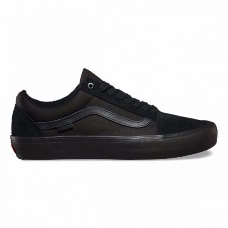 VANS OLD SKOOL PRO BLACKOUT VZD41OJ