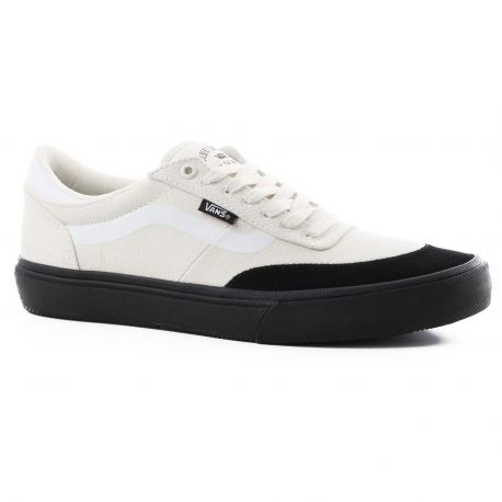 VANS GILBERT CROCKET WHITE/BLACK