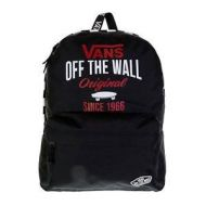 VANS SPORTY REALM BACK BLACK SKATE