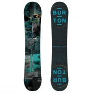 BURTON DESCENDANT PURE POP CAMBER 2018 155