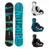 BURTON PACK 2018 RIPCORD 154 + FREESTYLE