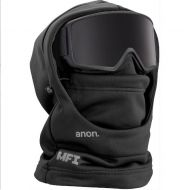 ANON MFI HOODED BALACLAVA BLACK