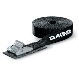 DAKINE TIE DOWN STRAPS BLACK 6.10m