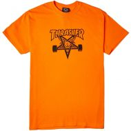 THRASHER SKATEGOAT ORANGE