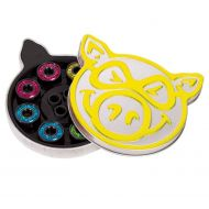 RODAMIENTOS PIG YELLOW ABEC 5 (8PACK)