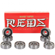 BONES SUPER REDS BEARINGS (8PACK)