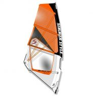 SIMMER STYLE BLACKTIP 2017 ORANGE