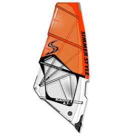 SIMMER STYLE BLACKTIP X 2018 ORANGE