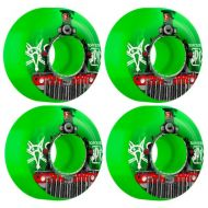 SCHROEDER TRAIN 60MM 4PK BONES SKATEPARK FORMULA
