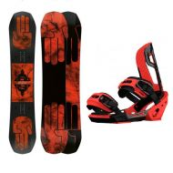 BATALEON SET EVIL TWIN 154 2019 + SWITCHBACK HALLDOR PRO 2019 M-XL