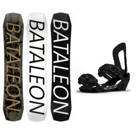 BATALEON SET GLOBAL WARMER 2019 + SWITCHBACK TWIN 2018 M-XL