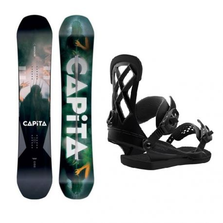 PACK CAPiTA DOA DEFENDERS OF AWESOME 2019 156 + UNION CONTACT PRO 2019 L