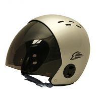 GATH VISOR RETRACTABLE GREY