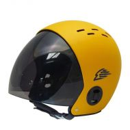 GATH VISOR RETRACTABLE YELLOW